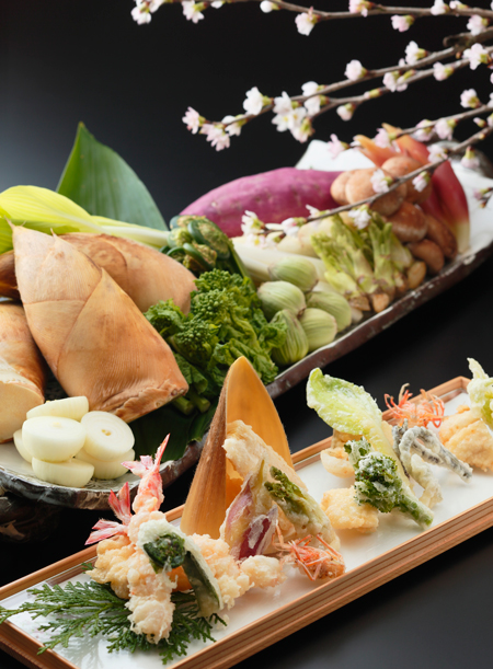 天ぷら食べ尽くし