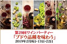 第29回ワインパーティー